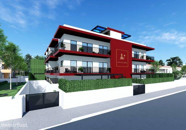 Mount Olympus Residences Apartamentos T2 de Luxo; Empreendimento Novo