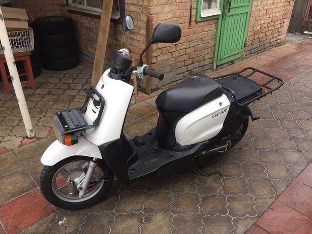 Продам скутер, мопед Yamaha Gear Ямаха без пробега по Украине