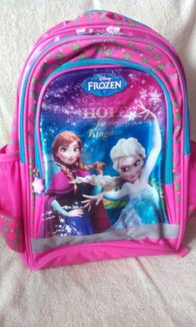Plecak szkolny Kraina lodu