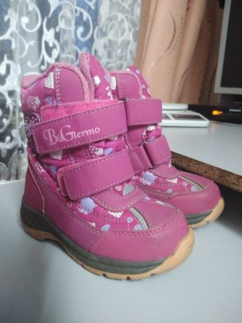Ботинки зимові B&G