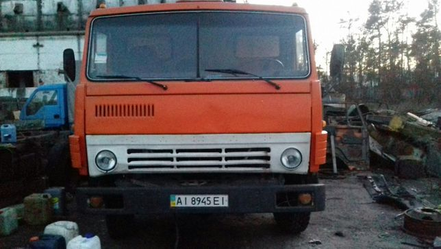 КАМАЗ 5511, самосвал