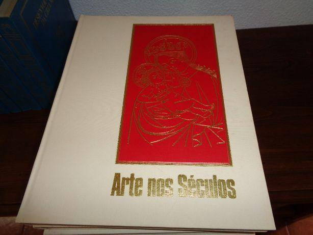 Colecção de Livros Arte nos Séculos