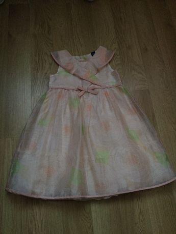 Милое платье baby gap