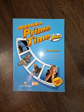 Matura prime time plus podręcznik I ćwiczenie