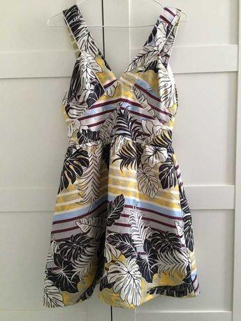 Sukienka w monstery H&M