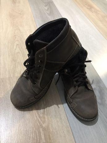 Зимові черевики Зимние ботинки