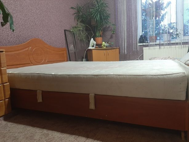 Ліжко 2-х спальне ліжко