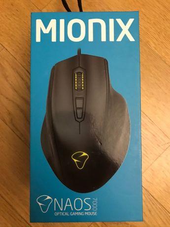 Агонь-мыша Mionix Naos 7000 гарантия Розетка