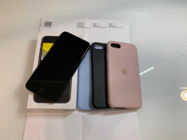 Apple iPhone SE 2020 64GB Black, gwarancja 2 lata