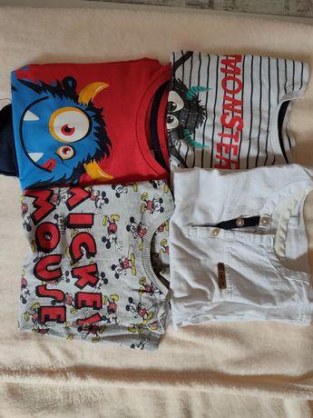 Koszulki dziecięce rozmiar 98