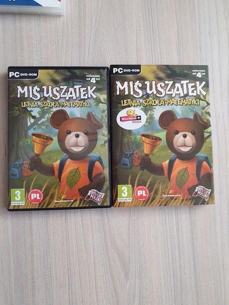 Miś Uszatek - Letnia szkoła matematyki - płyta DVD