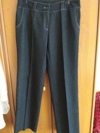 Przesyłka 1zł. !!!Spodnie czarny-melanż XL