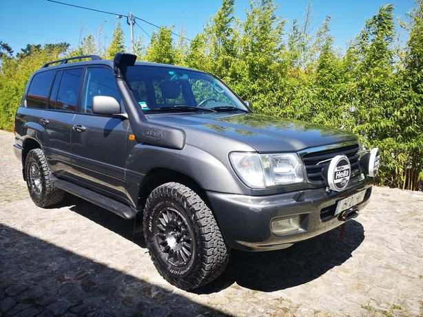 Toyota HDJ 100 Nacional  cx manual 320 000kms 7 Lugares