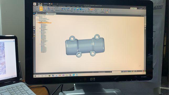Impressão e modelação 3D
