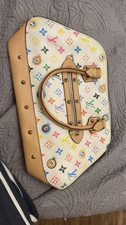 Louis Vuitton torebka biała