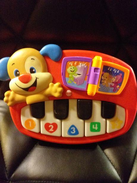 Pianino Fisher Price