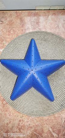 Kinkiet lampka gwiazda do pokoju dziecięcego