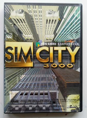 Sim City 3000 - gra PC