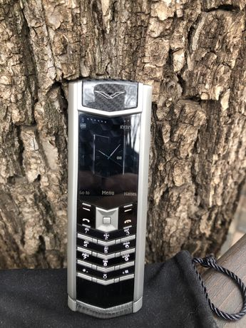 Vertu Signature S Design Carbon  Gray