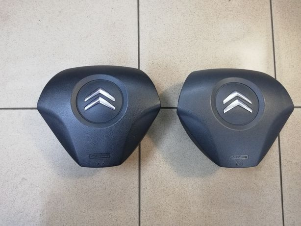 Подушка безопасности руля Airbag б/у Citroen Nemo