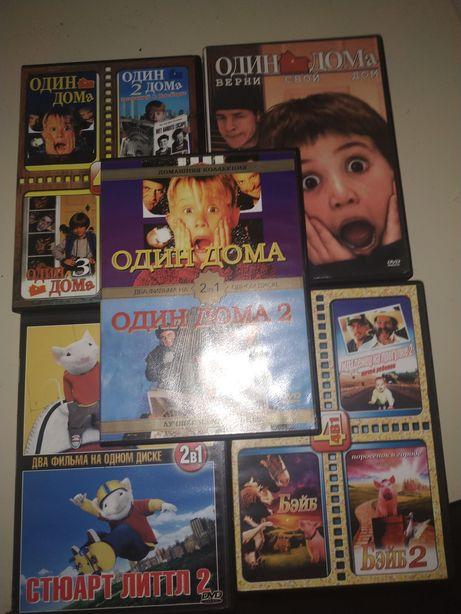 Продам коллекции двд фильмов
