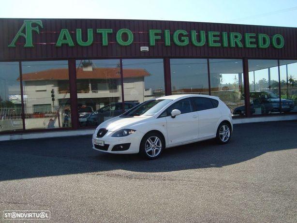 SEAT Leon 1.6 TDi Copa Plus DSG