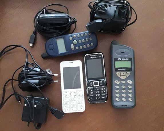Мобільні телефони   не робочі