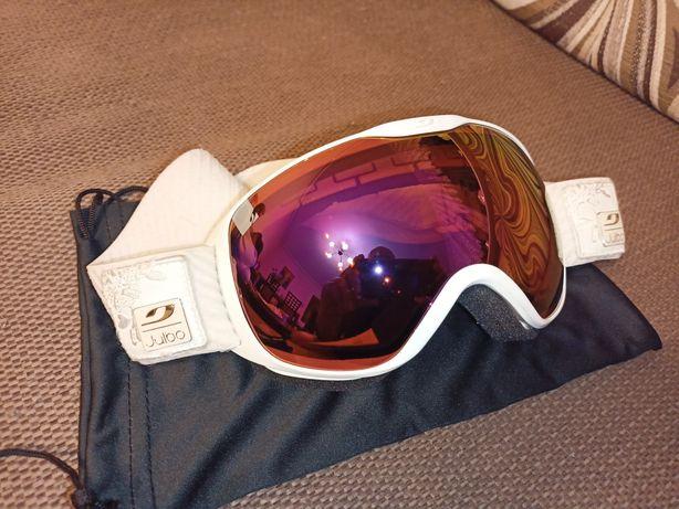 Gogle narciarskie Julbo damskie