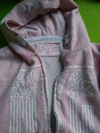 Bluza różowa rozmiar 152 cm