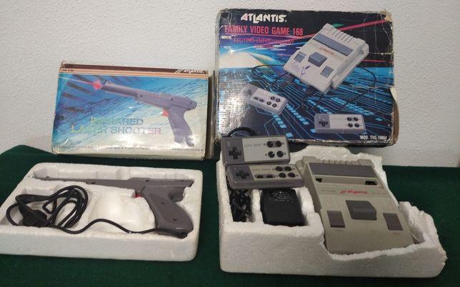 Consola Atlantis 168 com Pistola Infravermelhos