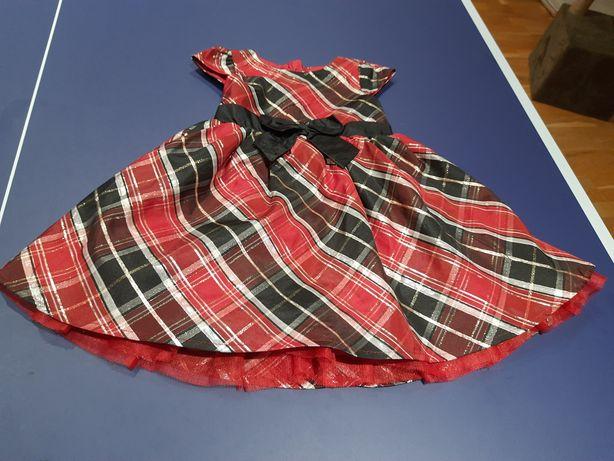 Sukienka r. 92 Smyk