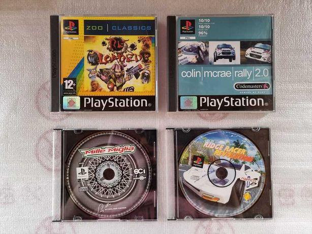 Lote jogos playstation ps1/ps2