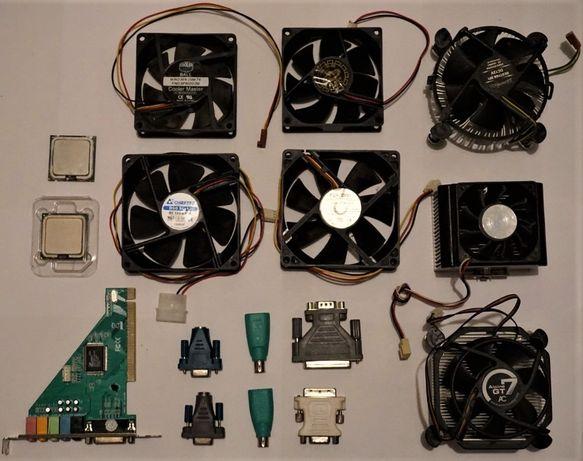 Zestaw części do PC - całość w dobrej cenie - OKAZJA!