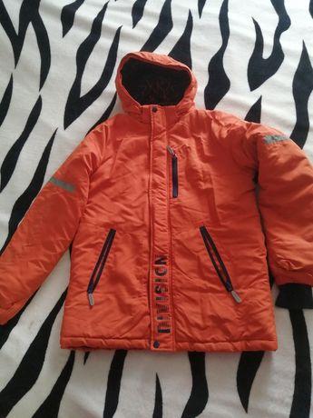 Куртка на хлопчика зимова