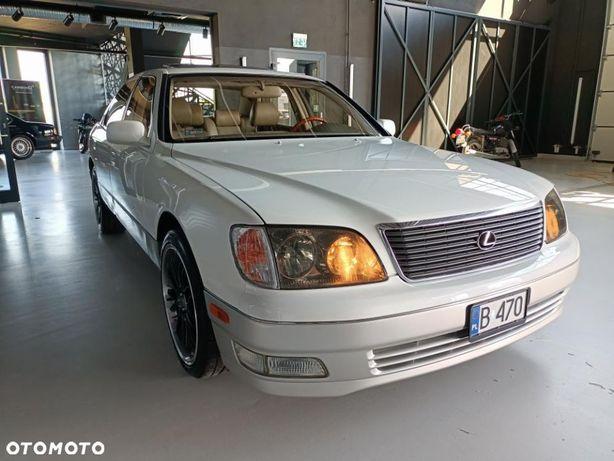 Lexus LS LS400 USA Biała perła, zadbany !