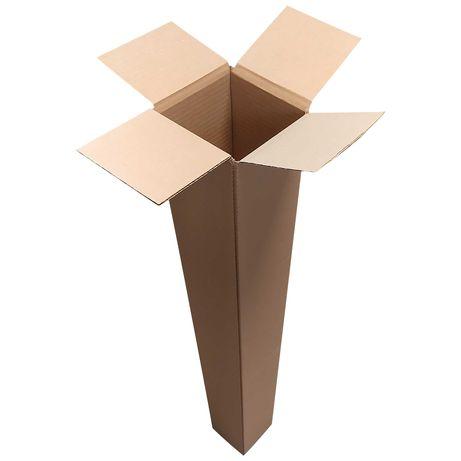 Tuba Kartonowa Kwadratowa 100x100x1000 Pudełko Karton Kartony