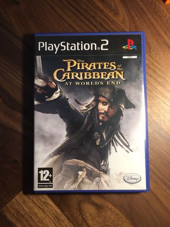 Pirata das caraibas - Playstation 2