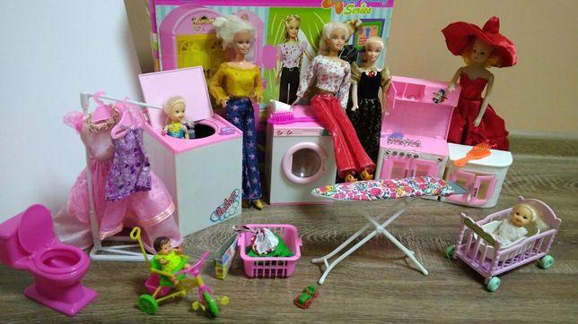 Набор барби, игрушки, куклы, подарок