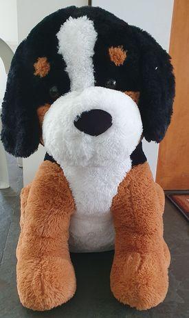 Peluche cão sentado (80cm)