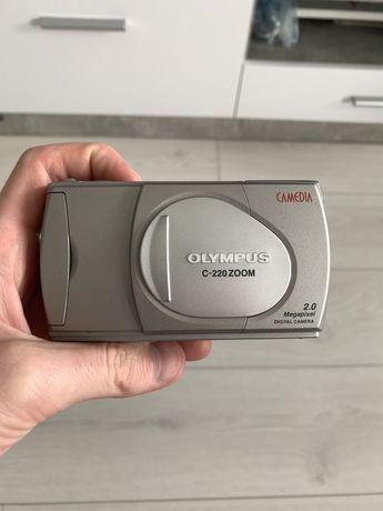 Фотоаппараты Olympus Camedia C-220 Zoom