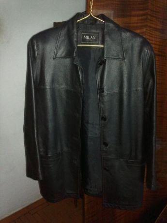Куртка Кожаная р.52