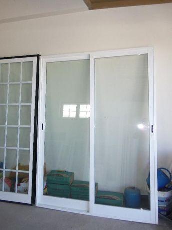 LOTE VARIAS - Janela Aluminio / Sacada Aluminio Vidro Duplo