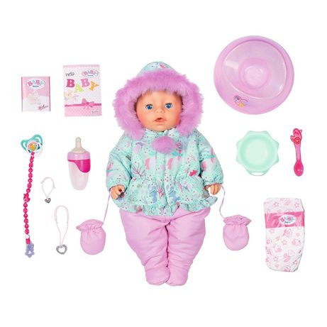 Кукла Zapf Baby Born Нежные объятия Зимняя красавица 827529
