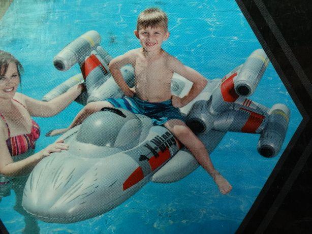 MiszMasz# Nowy Wysyłka GRATIS Star Wars Myśliwiec Samolot Do Pływania!