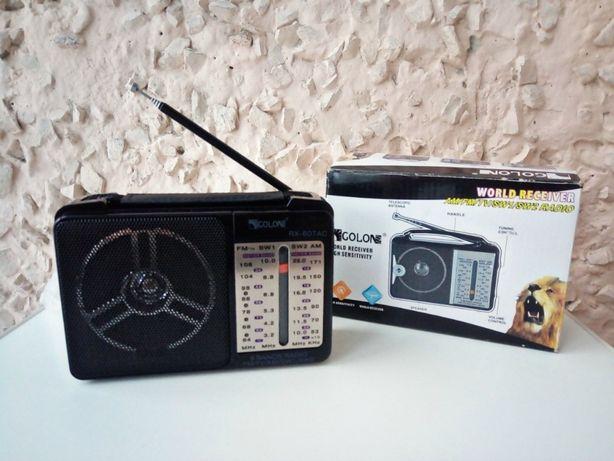 Радио. Радиоприемники Golon RX-607