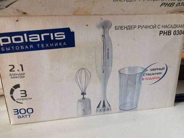 Polaris phb 0304 блендер, миксер