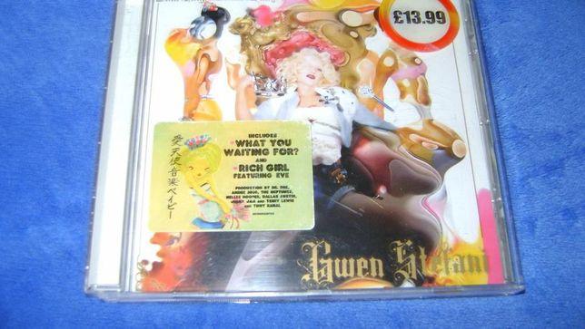 Gwen Stefani CD Love, Angel, Music, Baby