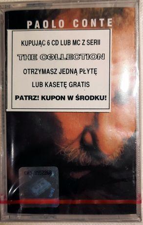 Paolo Conte, he Collection, kaseta magnetofonowa, nowa, w folii