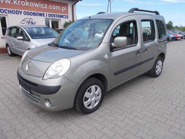 Renault Kangoo 1.6B 5-osobowy!