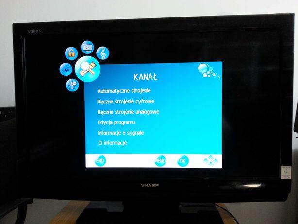Teleiwzor LCD Sharp Aquos 32'  DVBT